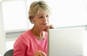Woman on Computer2