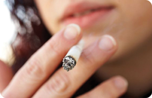 Woman-Smoking-photo