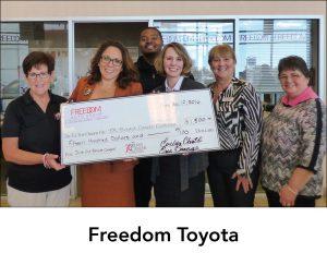 Freedom Toyota