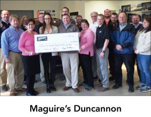 Maguire's Duncannon