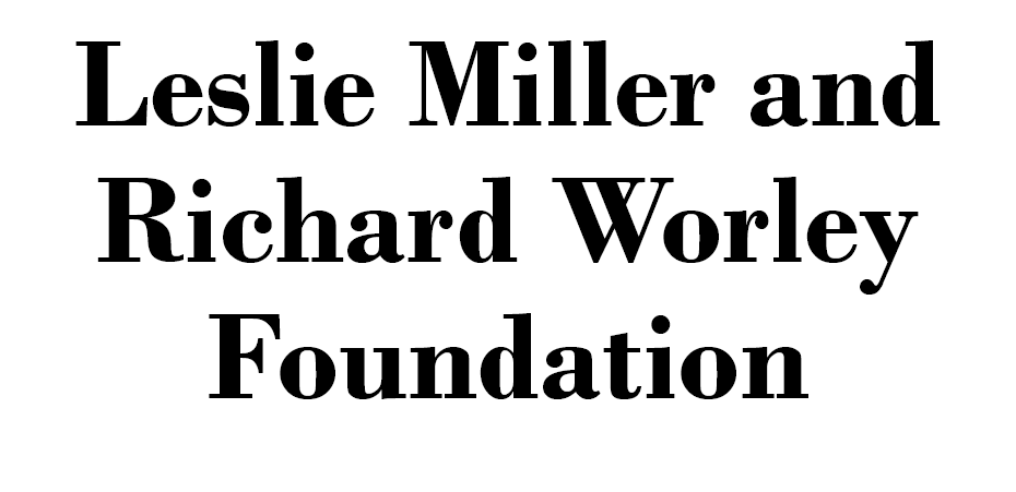 Leslie Miller and Richard Worley Foundation