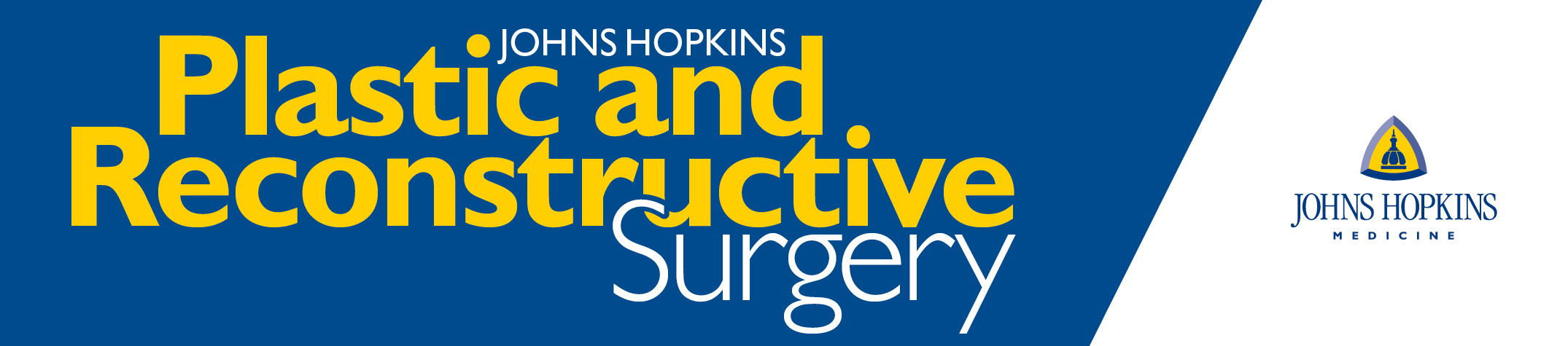 Johns Hopkins Department of Plastic and Reconstructive Surgery