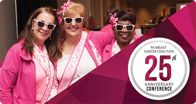 Register now for the 25th Anniversary PBCC Conference!