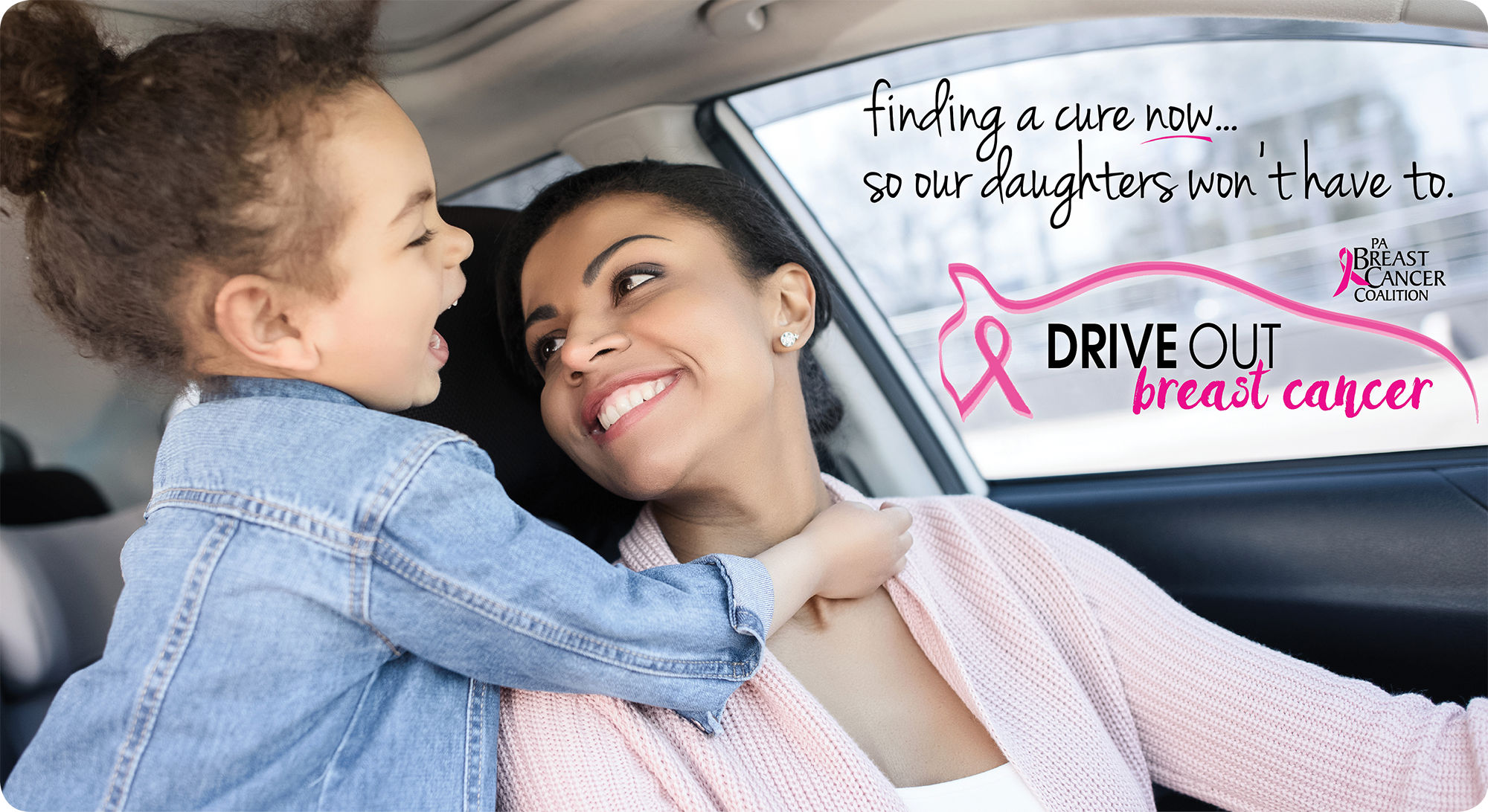 Drive Out Breast Cancer this October!