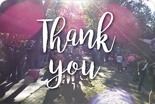Thank you for giving!