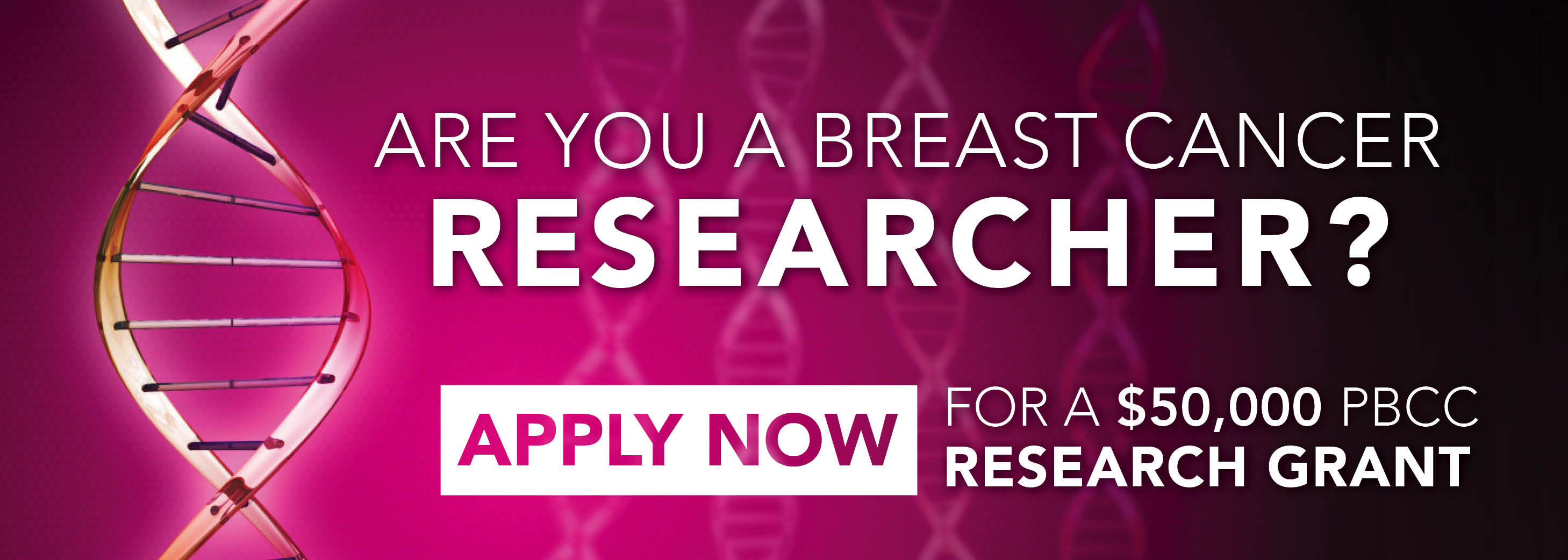Breast Cancer Research Grant Application