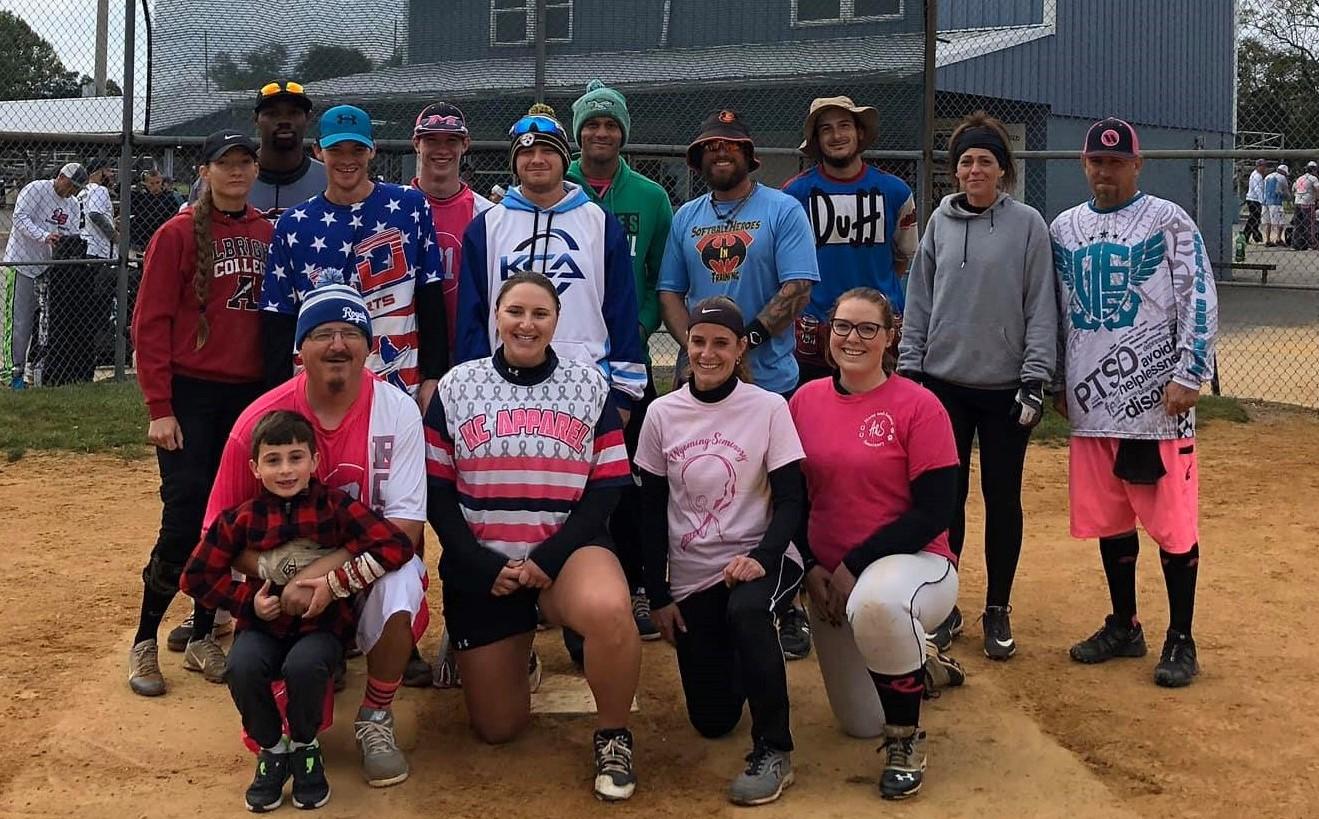 Bring Home a Cure Softball Tournament