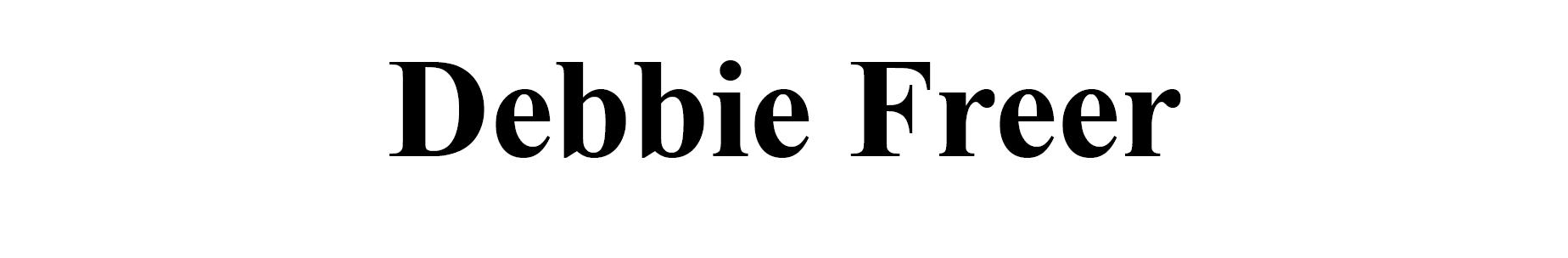 Debbie Freer